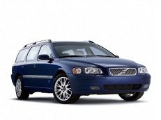 Volvo V70 wheels and tires specs icon