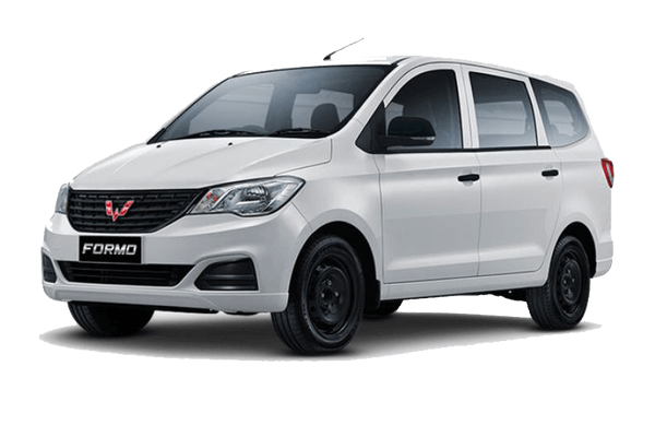 Wuling Formo wheels and tires specs icon