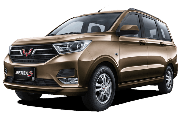 Wuling Hongguang S wheels and tires specs icon