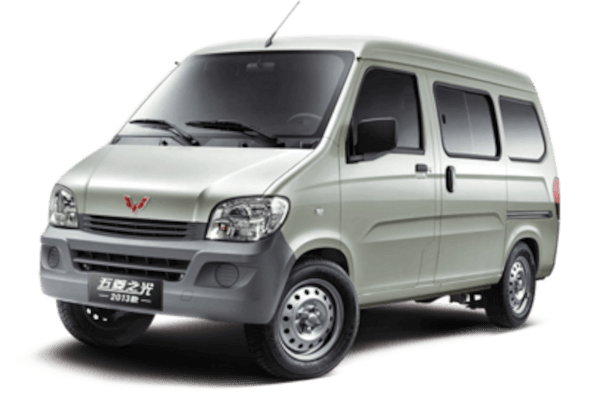 Wuling Sunshine Extended wheels and tires specs icon