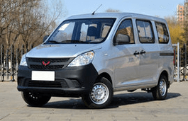Wuling Sunshine V wheels and tires specs icon