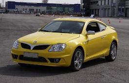 Brilliance M3 Coupe