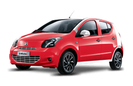 Zotye Cloud 100S wheels and tires specs icon