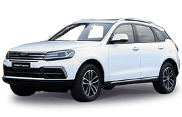Zotye T600 Coupe wheels and tires specs icon