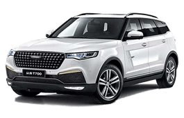 Zotye T700 wheels and tires specs icon