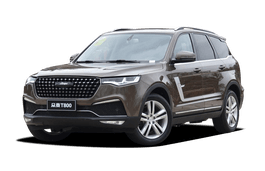 Zotye T800 wheels and tires specs icon