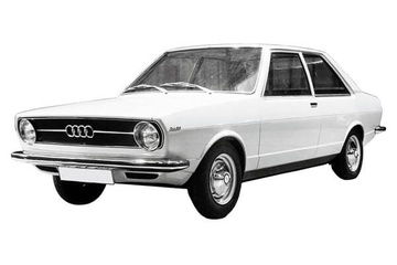 Audi 80 B1 Седан