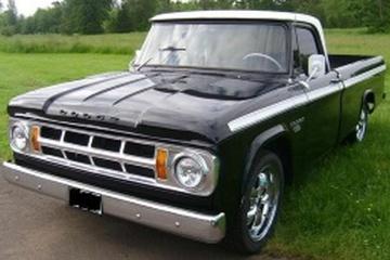 Dodge D150 AD II Pickup