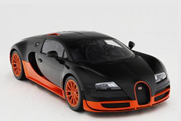 Bugatti EB16.4 Veyron I Купе