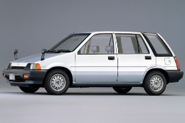 Honda Civic Shuttle AJ/AK Универсал