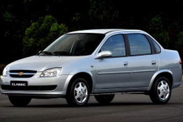 Chevrolet Classic Facelift Седан