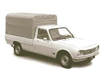 Peugeot 504 I Pickup