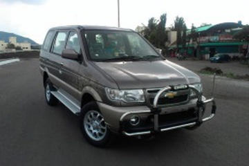 Chevrolet Tavera Facelift SUV