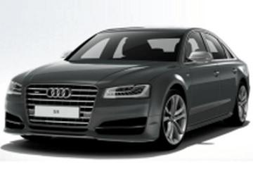 Audi S8 D4 Facelift Седан