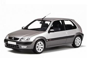 Citroën Saxo Mk2 Hatchback