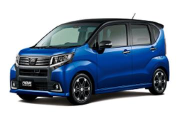 Daihatsu Move Custom VI Hatchback