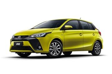GAC Toyota Yaris L XP150 Facelift Hatchback