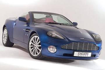 Aston Martin V12 Vanquish NP Volante