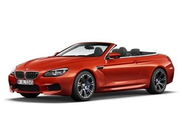 BMW M6 F06/F12/F13 Facelift (F12) Convertible