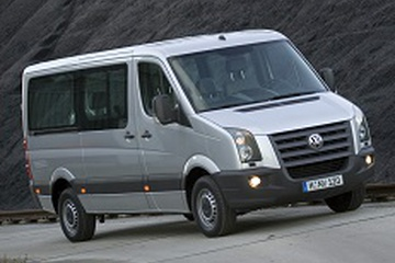 Volkswagen Crafter I (Typ 2E/2F) Bus