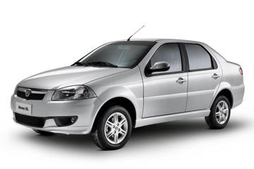 Fiat Siena EL 178 Седан