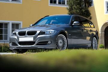 BMW Alpina D3 E90/E91/E92 Facelift (E91) Touring
