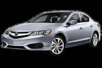 Acura ILX DE Facelift Седан