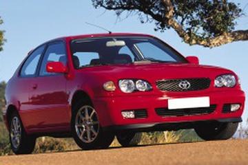 Toyota Corolla VIII (E110) Facelift Hatchback