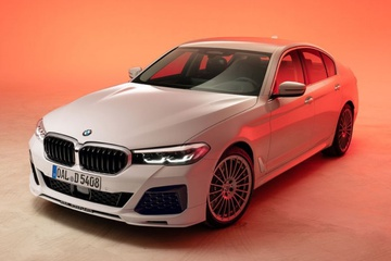 BMW Alpina D5