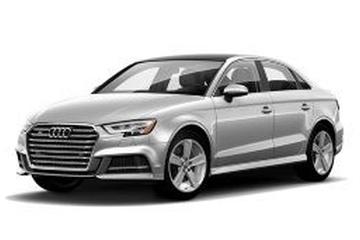 Audi S3 8V Facelift Седан