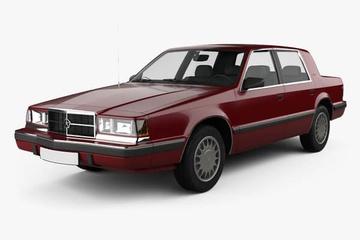 Chrysler Dynasty Седан