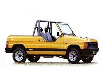 ARO 10 I Open Off-Road Vehicle