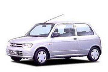 Daihatsu Cuore L701 Hatchback