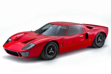 Ford GT I Купе