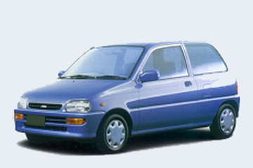Daihatsu Cuore L201 Hatchback