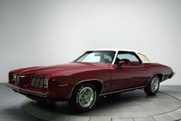 Pontiac Grand Am A-body Купе