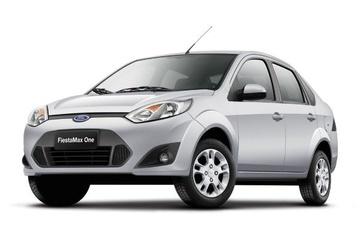 Ford Fiesta V Facelift Седан