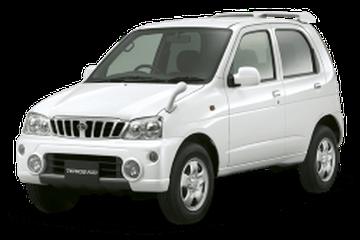 Daihatsu Terios Kid Facelift SUV
