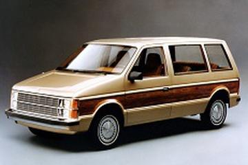 Chrysler Town & Country AS Minivan