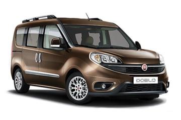 Fiat Doblo 263 Facelift MPV