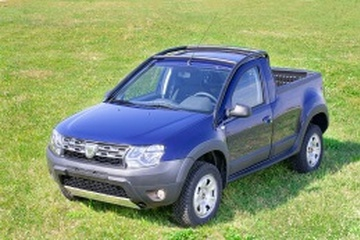 Dacia Duster I Facelift Pickup