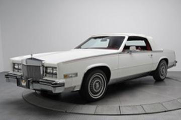 Cadillac Eldorado E-body III Convertible