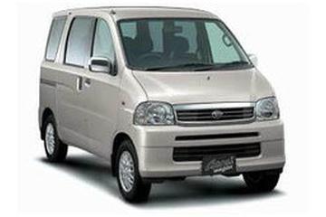 Daihatsu Atrai Wagon S200 MPV
