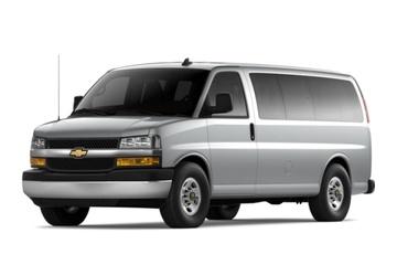 Chevrolet Express Pasajeros Bus
