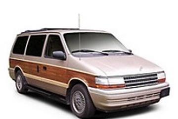 Dodge Grand Caravan AS MPV