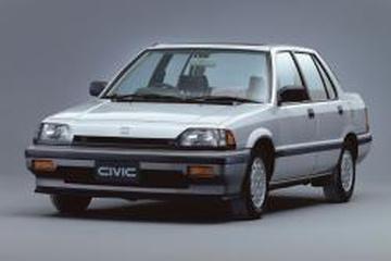 Honda Civic AG/AH/AJ/AK/AT/EC/SB Седан