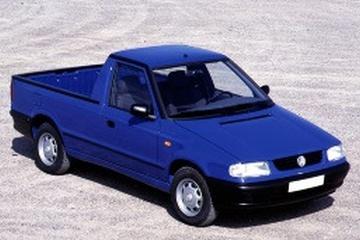 Volkswagen Caddy II (Typ9) Pickup