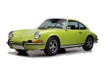 Porsche 911 II (911) Mk1 Купе