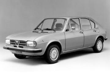 Alfa Romeo Alfasud 901/904 Hatchback