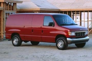 Ford E-350 Econoline IV MCV